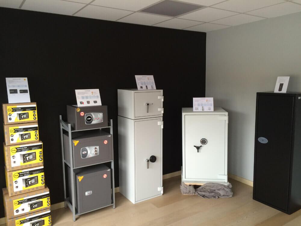 Slotenonline showroom brandkasten