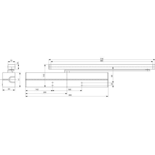 assa-abloy-dc640-technische-tekening