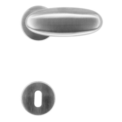 DEURKRUK OLIVE NM INOX LOOK R+E