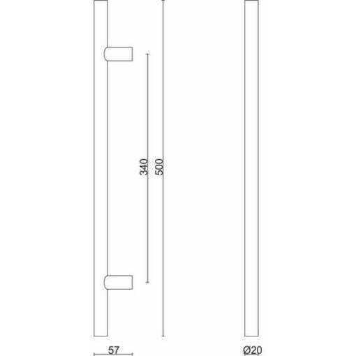 Trekker T1 Inox Plus - Tekening.Jpg - Slotenonline