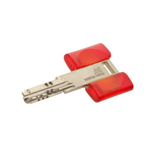 Cisa AP3 S sleutel op code