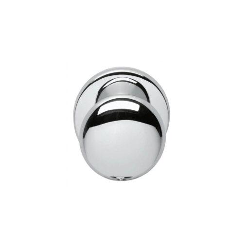 Intersteel Deurknop Paddenstoel 57 mm chroom