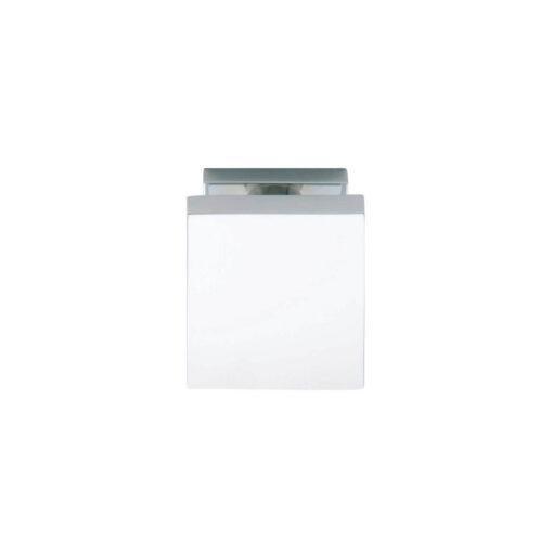 Intersteel Deurknop vierkant 65 mm chroom