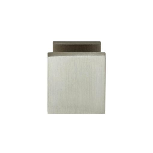 Intersteel Deurknop vierkant nikkel mat