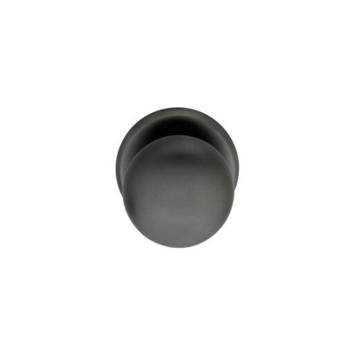 Intersteel Deurknop zwaar antraciet titaan PVD