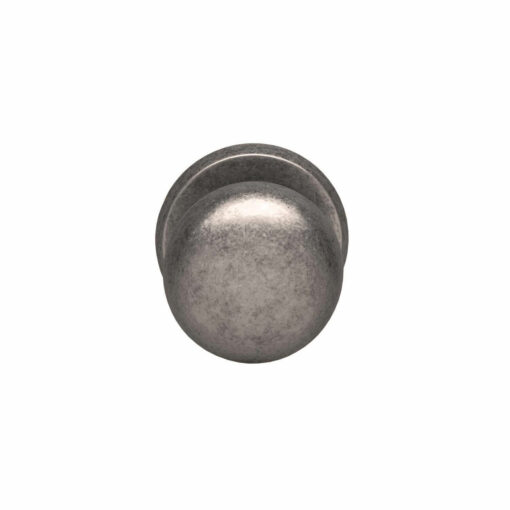 Intersteel Deurknop zwaar oud grijs