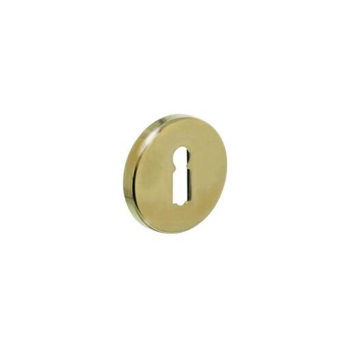 Intersteel Rozet sleutelgat Koper titaan PVD