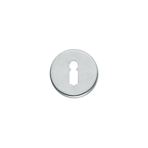 Intersteel Rozet sleutelgat chroom mat