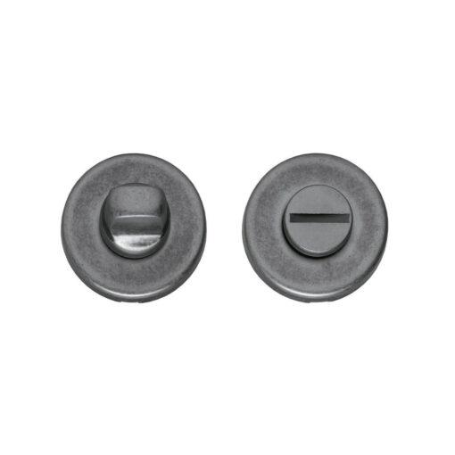 Intersteel Rozet toilet-/badkamersluiting oud grijs