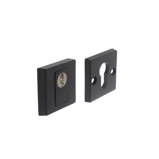 Intersteel Veiligheidsrozet SKG3 met Cilinderbescherming mat zwart