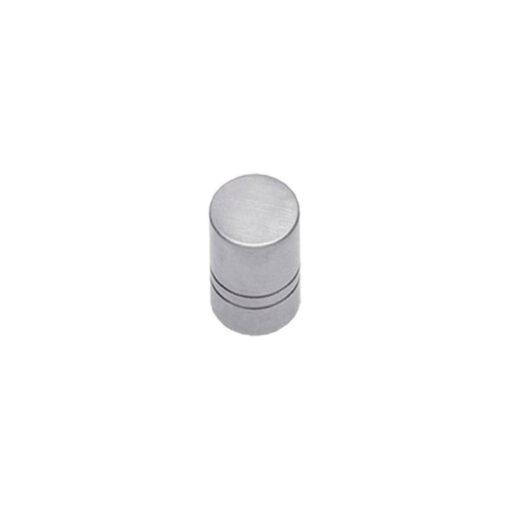 Intersteel kasttrekker diameter 18 mm INOX geborsteld