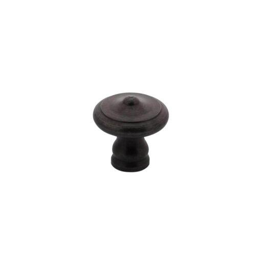 Intersteel kasttrekker diameter 20 mm smeedijzer grijs