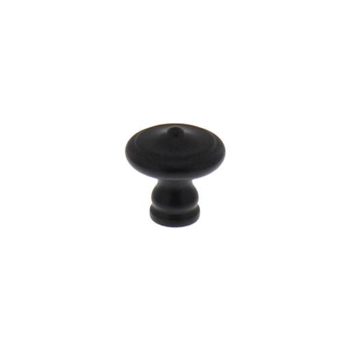 Intersteel kasttrekker diameter 20 mm smeedijzer zwart