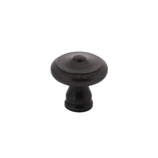 Intersteel kasttrekker diameter 25 mm smeedijzer grijs