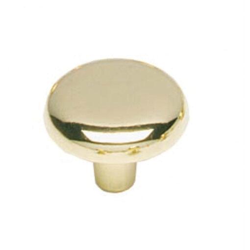 Intersteel kasttrekker diameter 28 mm Koper gelakt