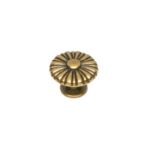 Intersteel kasttrekker diameter 30 mm Koper gebruineerd