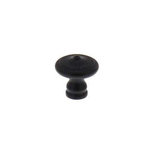 Intersteel kasttrekker diameter 30 mm smeedijzer zwart