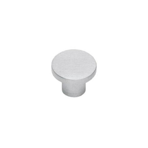 Intersteel kasttrekker diameter 35 mm INOX geborsteld