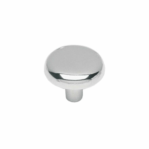 Intersteel kasttrekker diameter 36 mm plat rond chroom