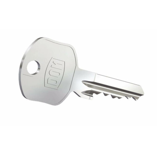 DOM Titan sleutel nieuw model