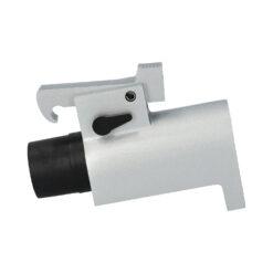 KWS 1011.02 deur vastzetter met buffer - 2