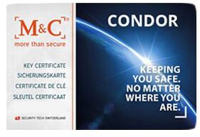 MC Condor certificaat