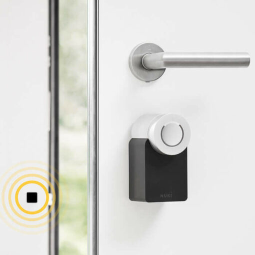 Nuki Smart Lock 2 - In gebruik