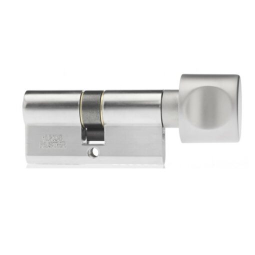 Dom IX Twido veiligheidscilinder met knop