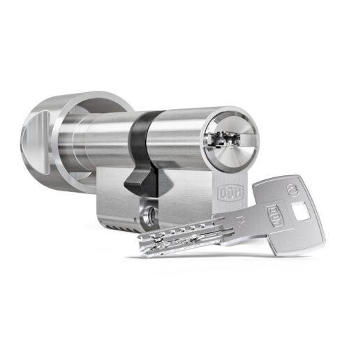 Dom IX Twido veiligheidscilinder met knop SKG3 - Modulair