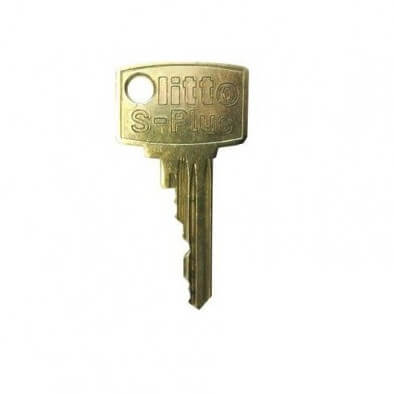Litto Select Plus sleutel