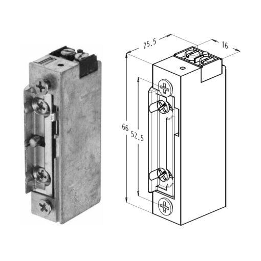 Sobinco elektrische deuropener 788-128E