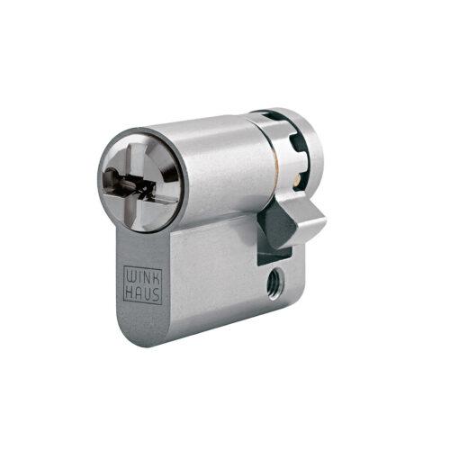 Winkhaus NTRA veiligheid halve cilinder