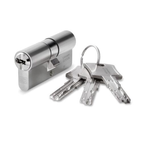 Winkhaus NTRA veiligheidscilinder met 3 sleutels