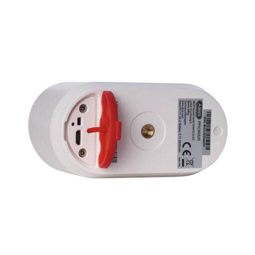 Abus plug and play camerabeveiliging PPIC90000 - Camera aansluitmogelijkheden