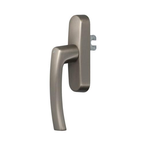 Roto 335880 raamkruk met vork - Inox look