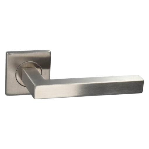 HDD PRO 6.397.003 deurkruk Kubic shape 16MM - Inox - Zonder rozet