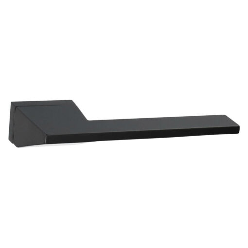 HDD PRO 6.541.093 deurkruk Seliz - Mat zwart - Zonder rozet