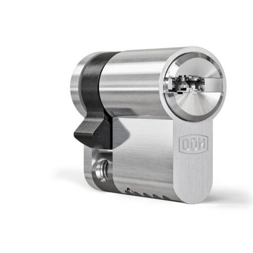 DOM IX Teco modulair SKG3 halve veiligheidscilinder