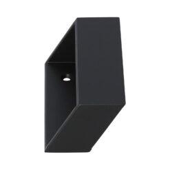 HDD Parra Klein - Zwarte deurgreep - 1