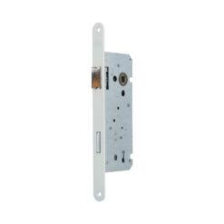 Litto A1353 baardslot voor binnendeuren - Witte voorplaat - 1