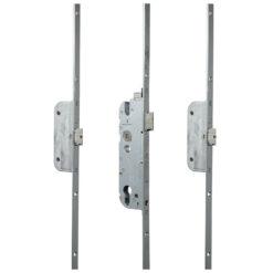 GU Automatic meerpuntsluiting met automatische schoten - Open toestand