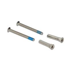 Patentvijs 40 mm - Set van 2 stuks incl huls