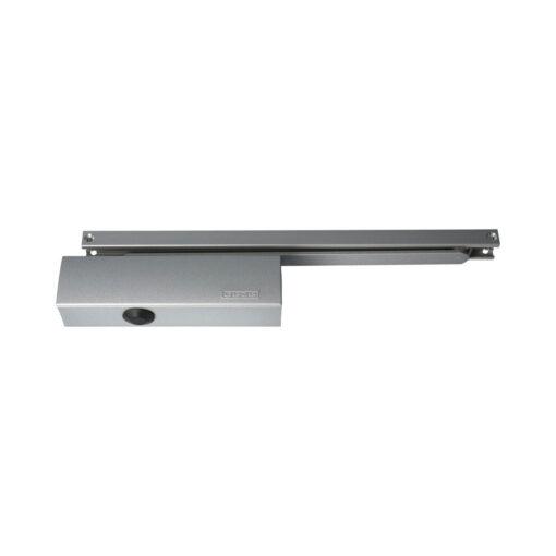 Geze TS3000 deurpomp met glijarm - Zilver